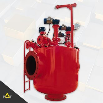 High Flow Self-Cleaning Filters